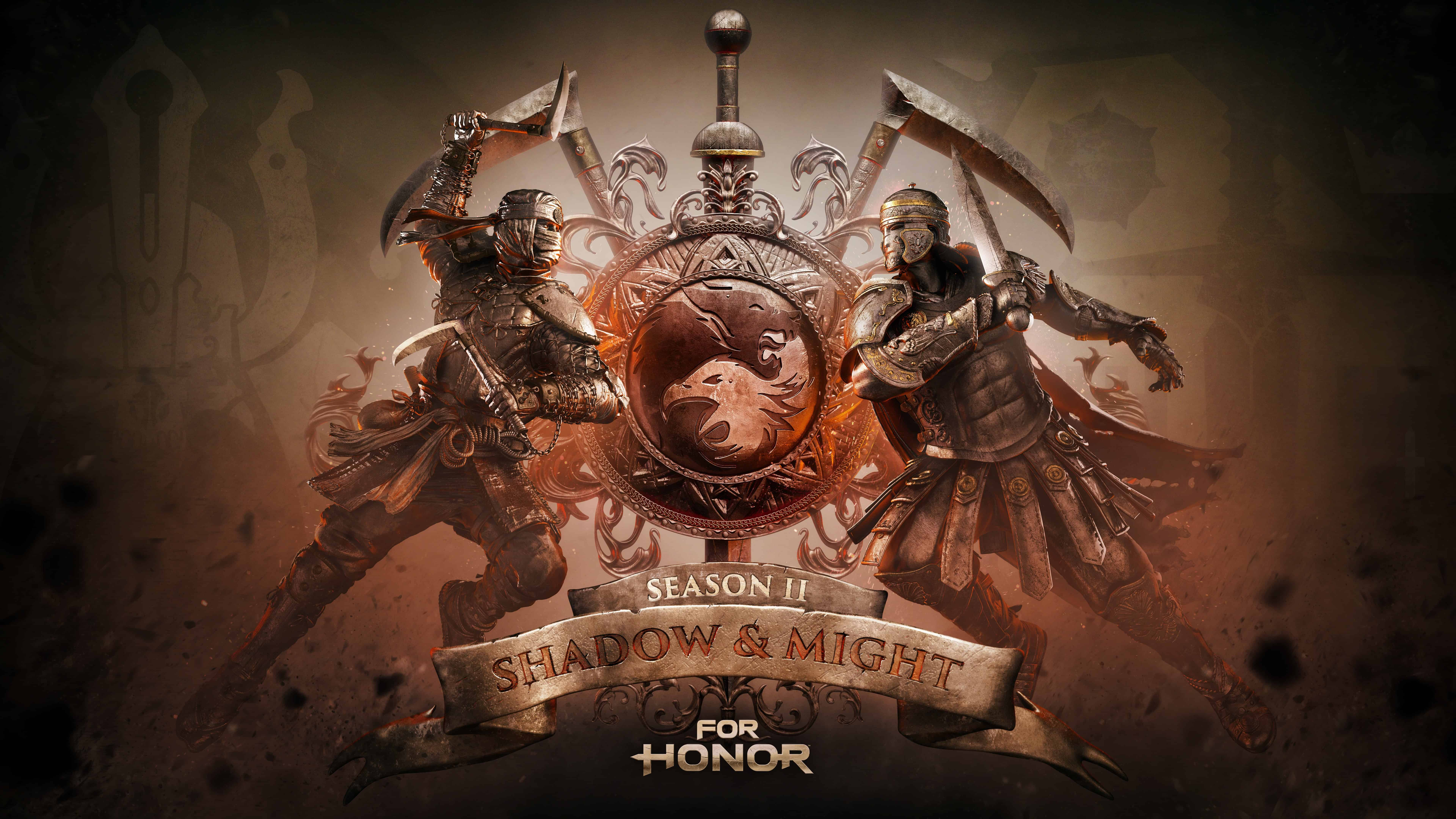 for honor season two shadow and might uhd 8k wallpaper