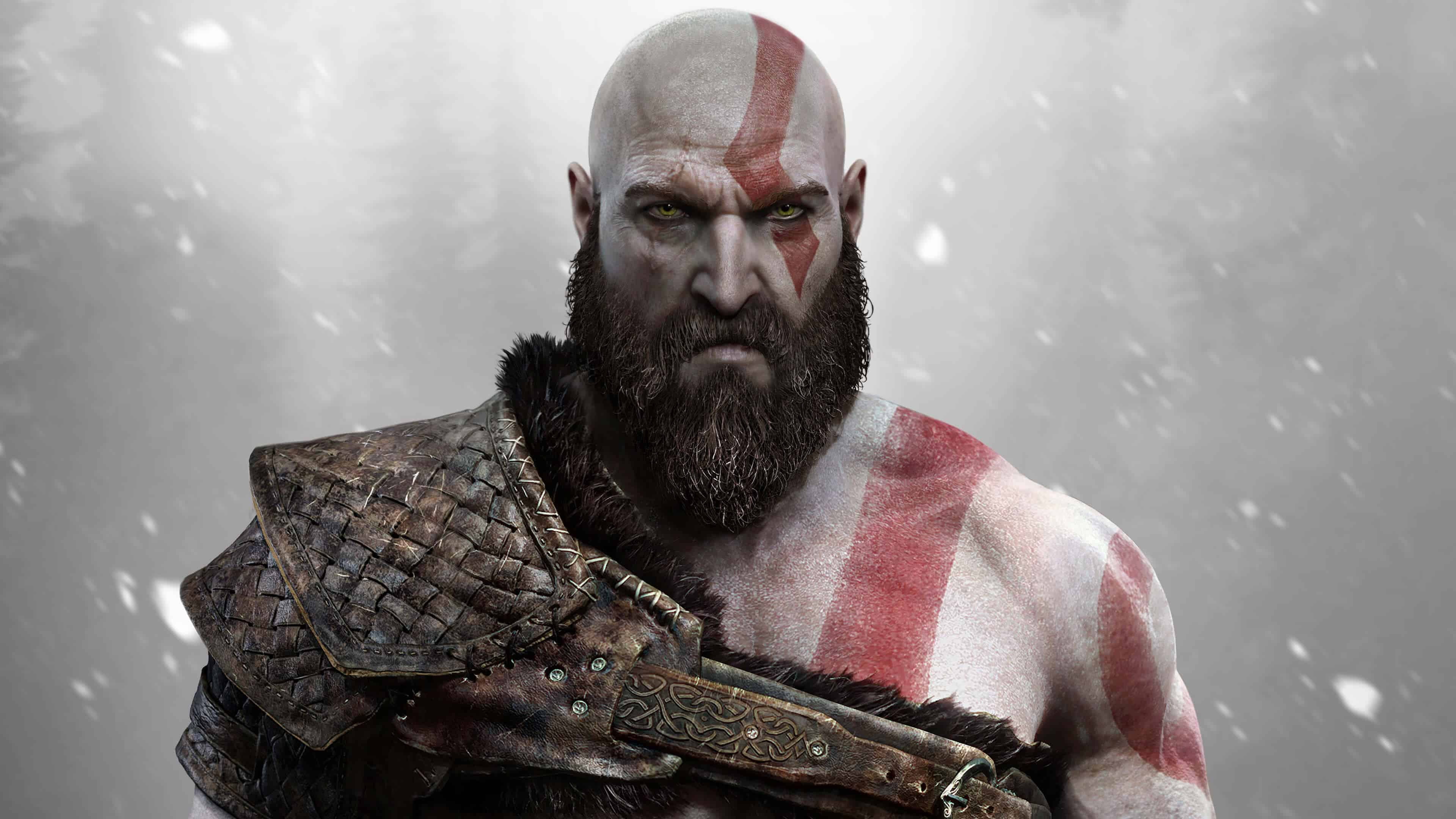 God Of War 4 Kratos Uhd 4k Wallpaper Pixelz