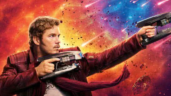 guardians of the galaxy vol 2 star lord chris pratt uhd 8k wallpaper