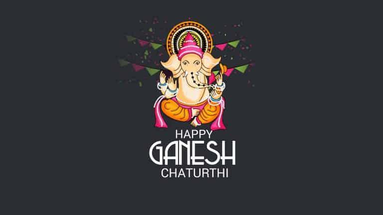 Happy Ganesh Chaturthi Uhd 8k Wallpaper Pixelz