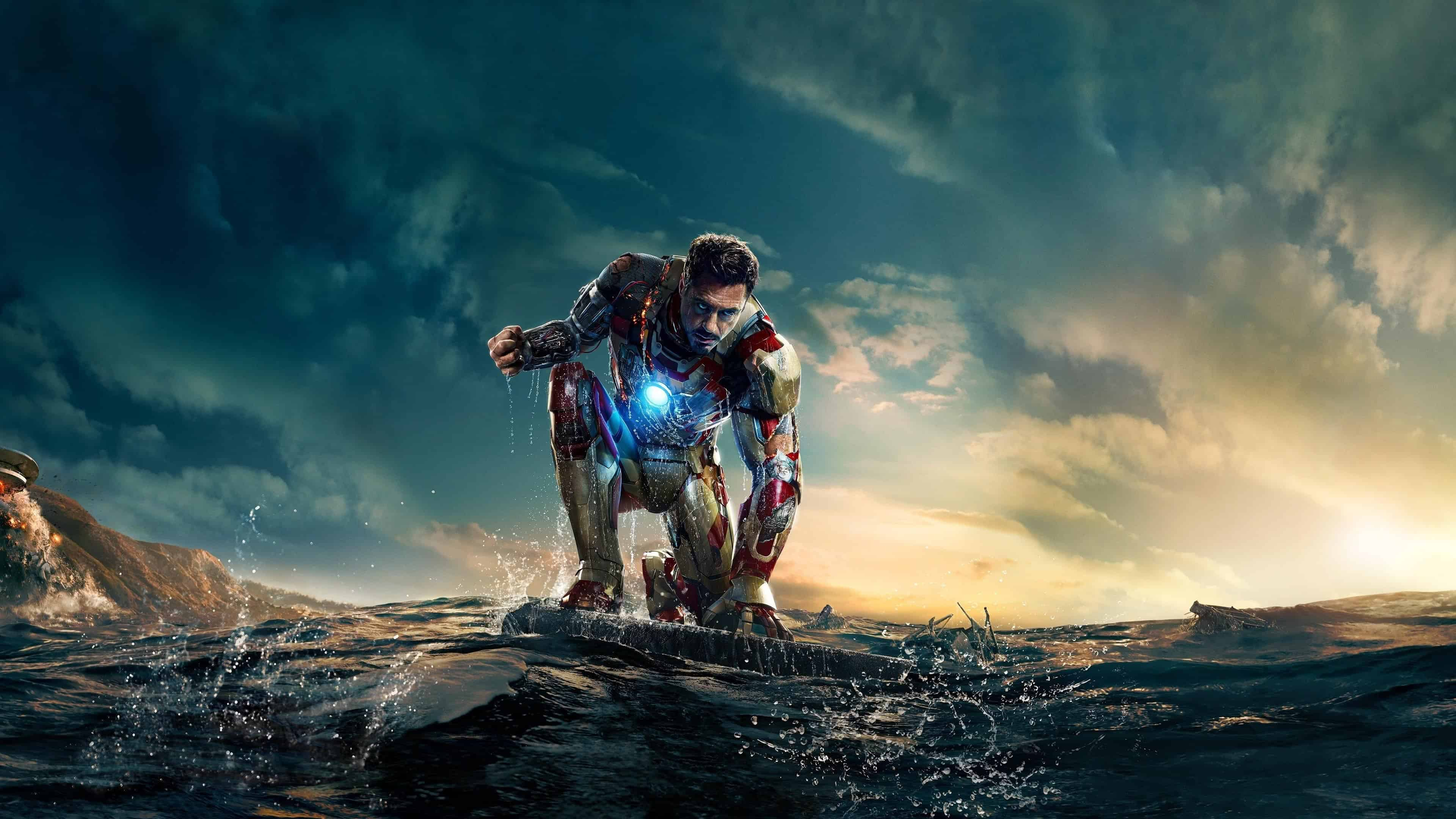 Iron Man 3 Tony Stark Uhd 4k Wallpaper Pixelz