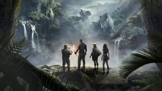 jumanji welcome to the jungle uhd 8k wallpaper