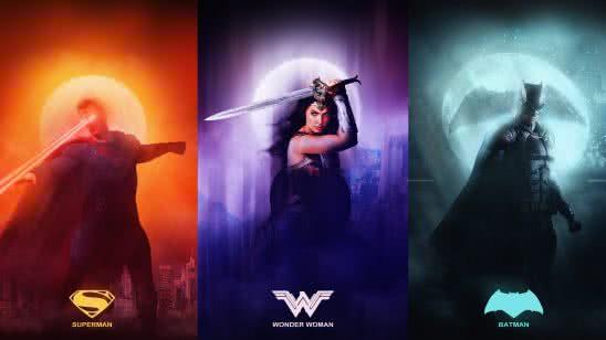justice league superman wonder woman batman uhd 8k wallpaper