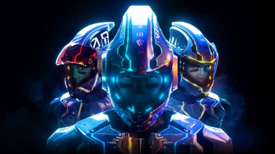 laser league e3 uhd 8k wallpaper