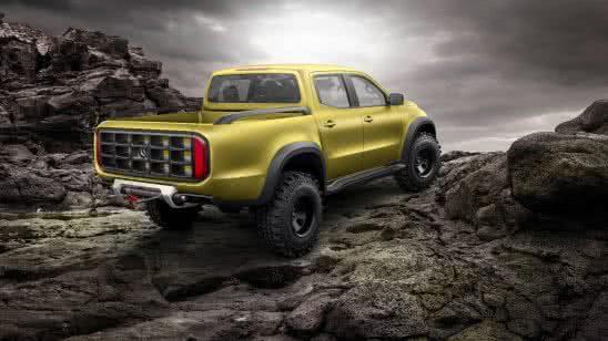 mercedes benz x class pickup 2017 uhd 8k wallpaper