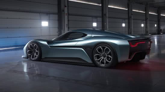 nio ep9 nextev electric supercar uhd 4k wallpaper