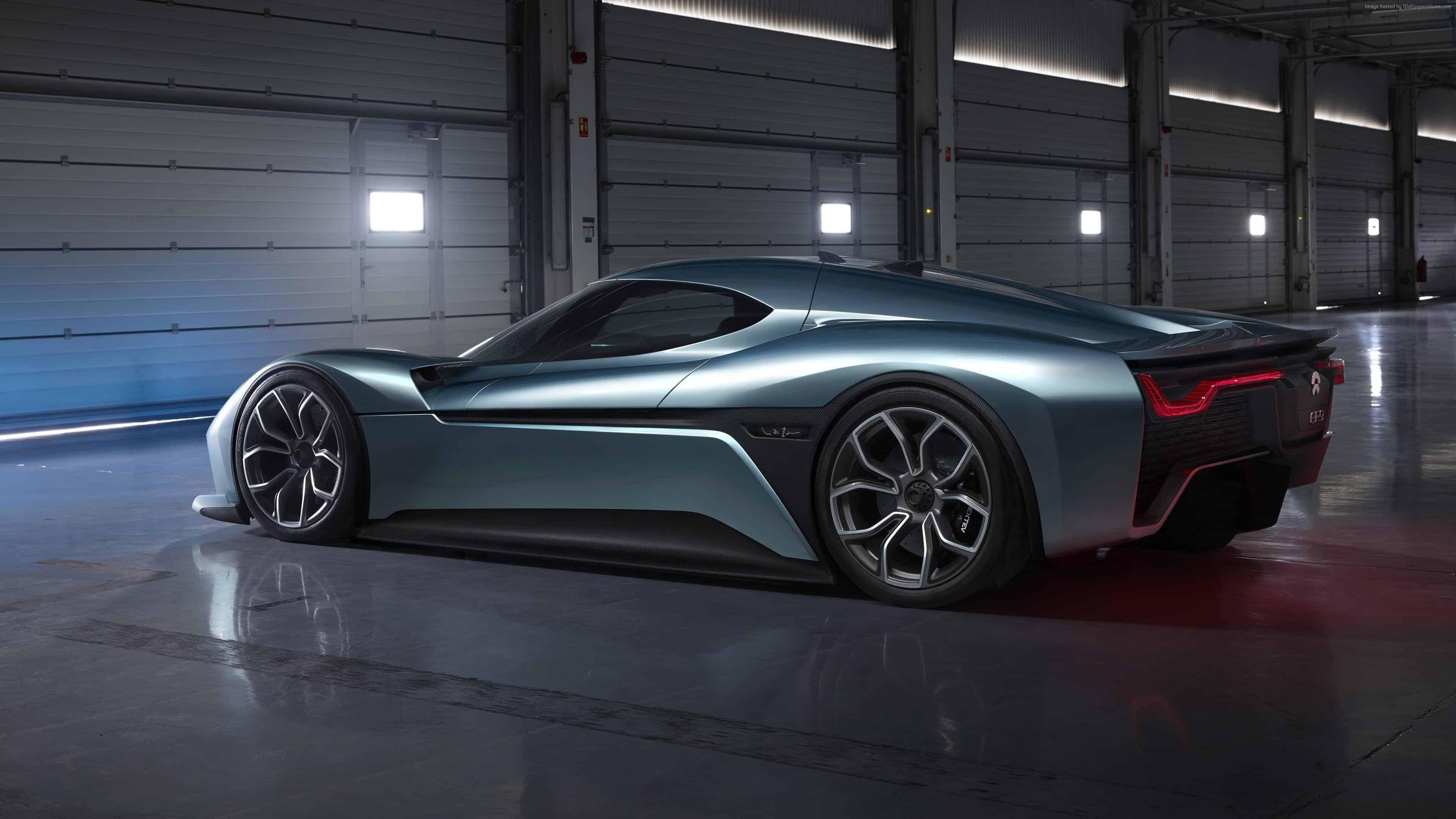 nio ep9 nextev electric supercar uhd 4k wallpaper