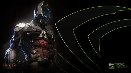 nvidia batman arkham knight uhd 4k wallpaper