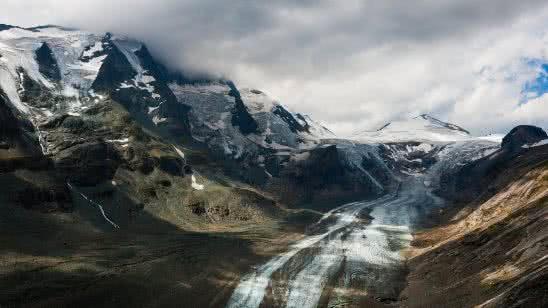 pasterze glacier austria uhd 4k wallpaper