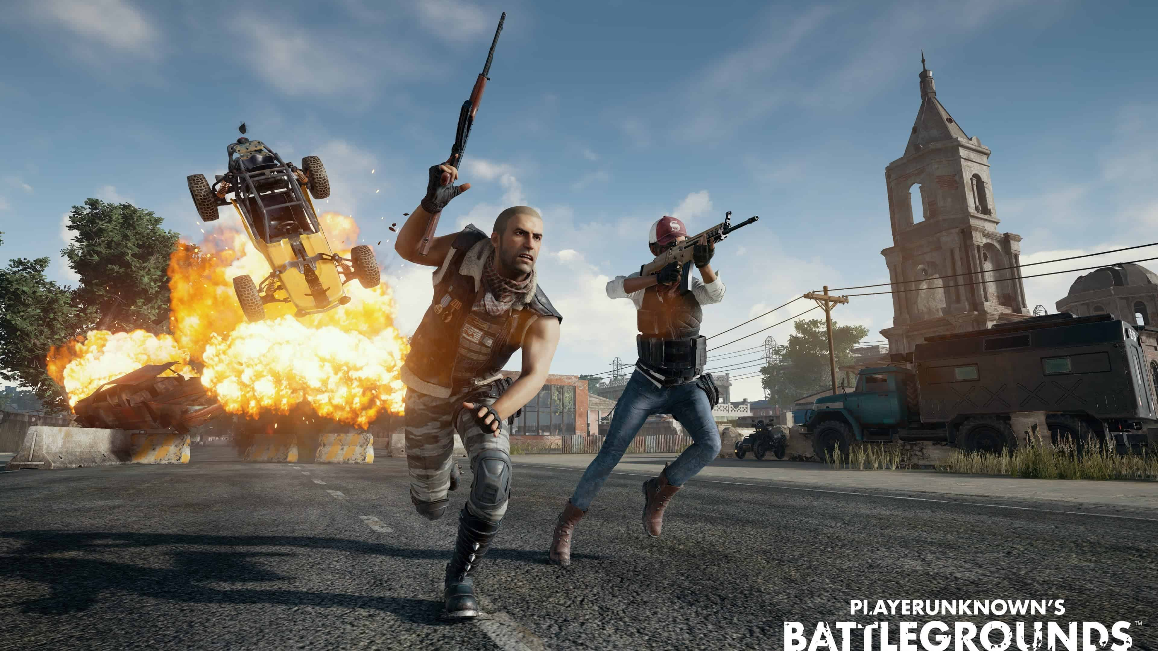 Pubg Player Unknown Battlegrounds Artwork Uhd 4k Wallpaper Pixelz