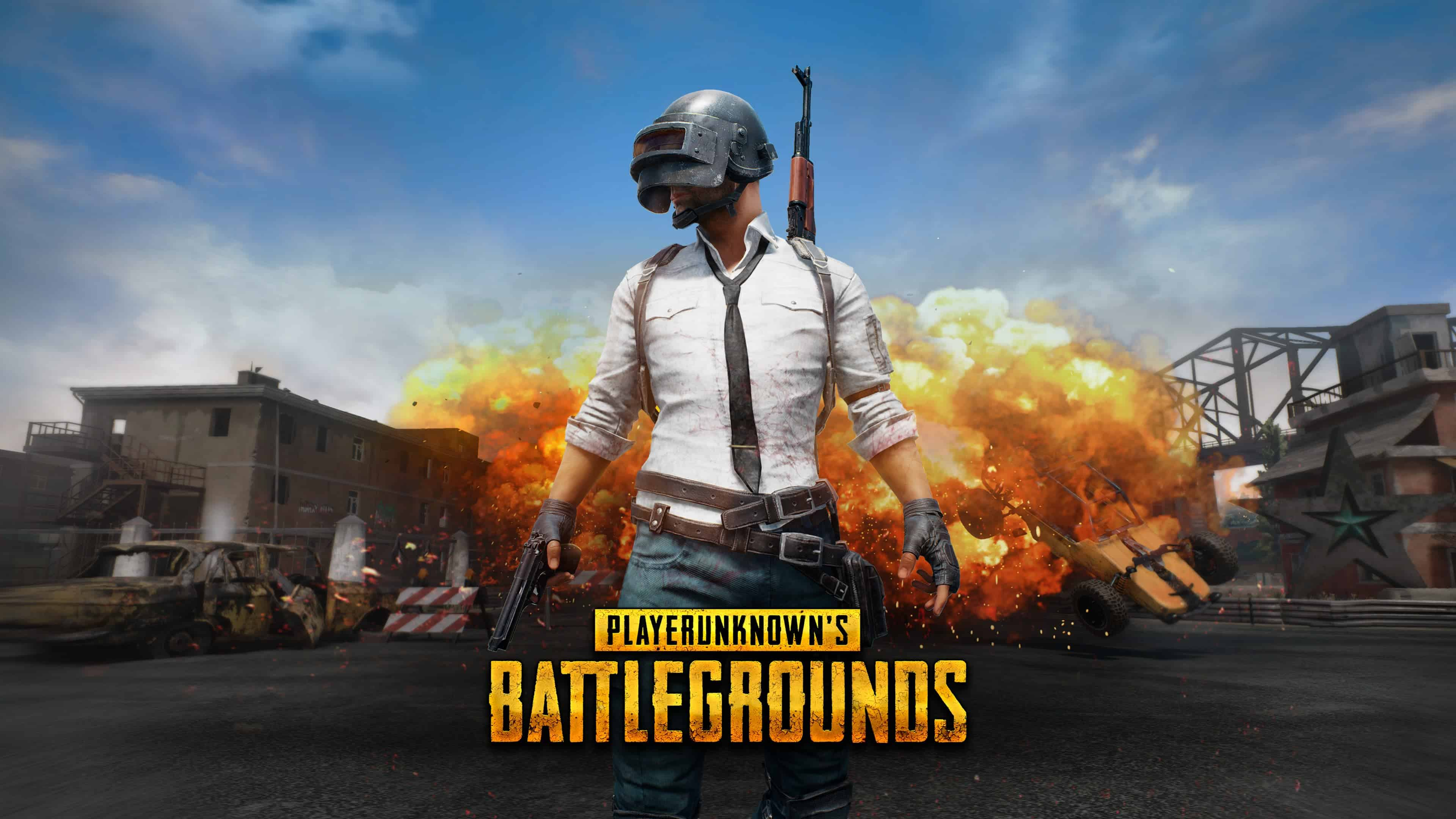 PUBG Player Unknown Battlegrounds Cover UHD 4K Wallpaper