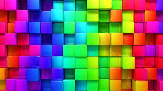 rainbow color palette background uhd 4k wallpaper