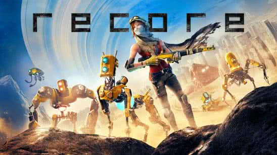 recore xbox one uhd 8k wallpaper