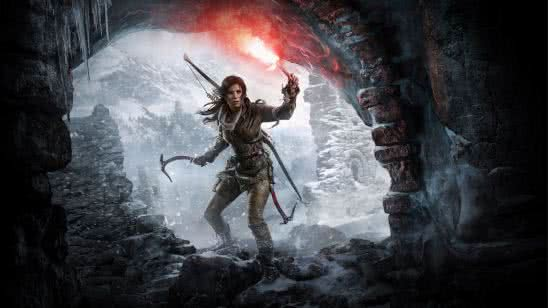 rise of the tomb raider lara croft uhd 4k wallpaper