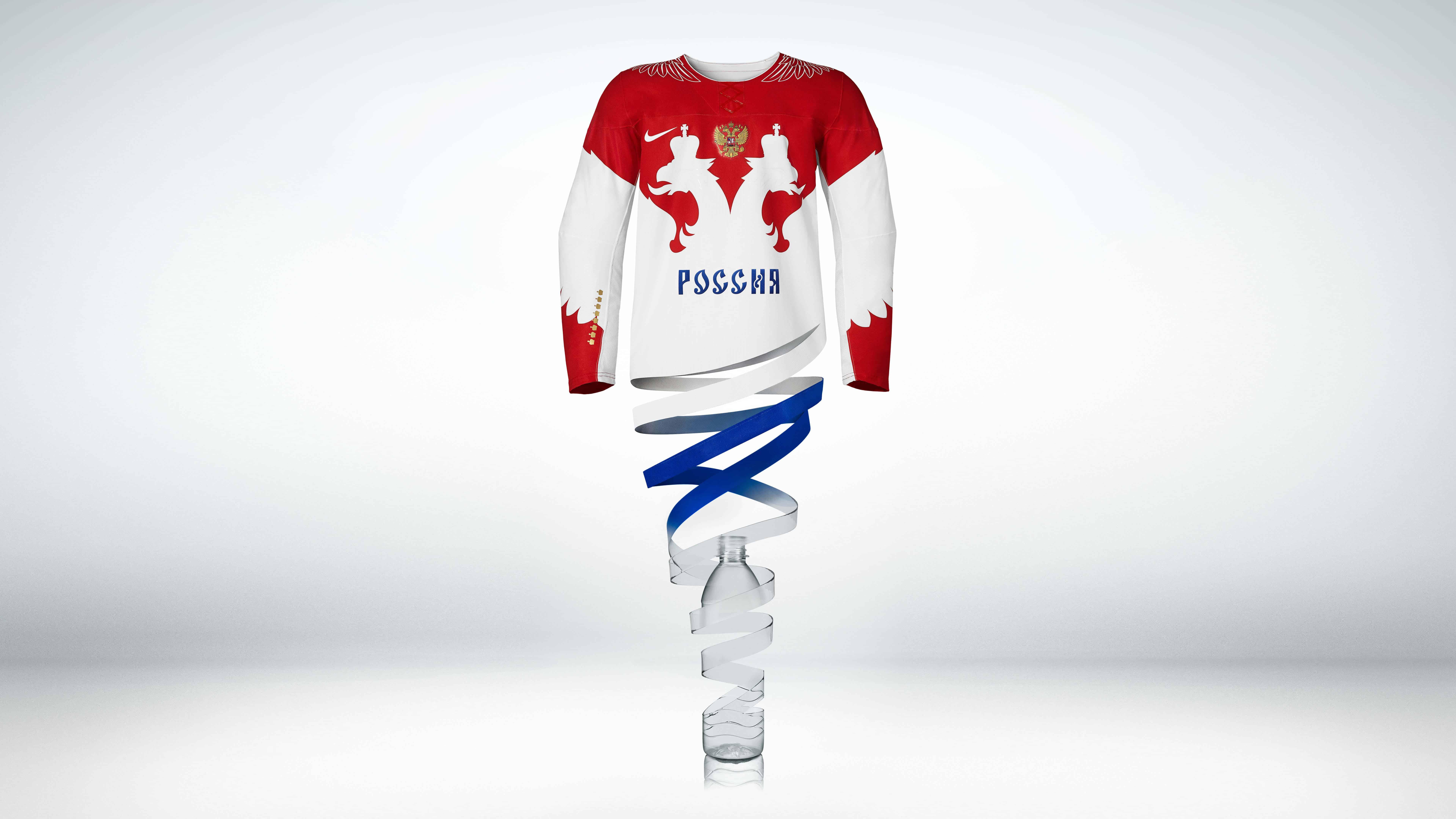 russian hockey jersey uhd 8k wallpaper