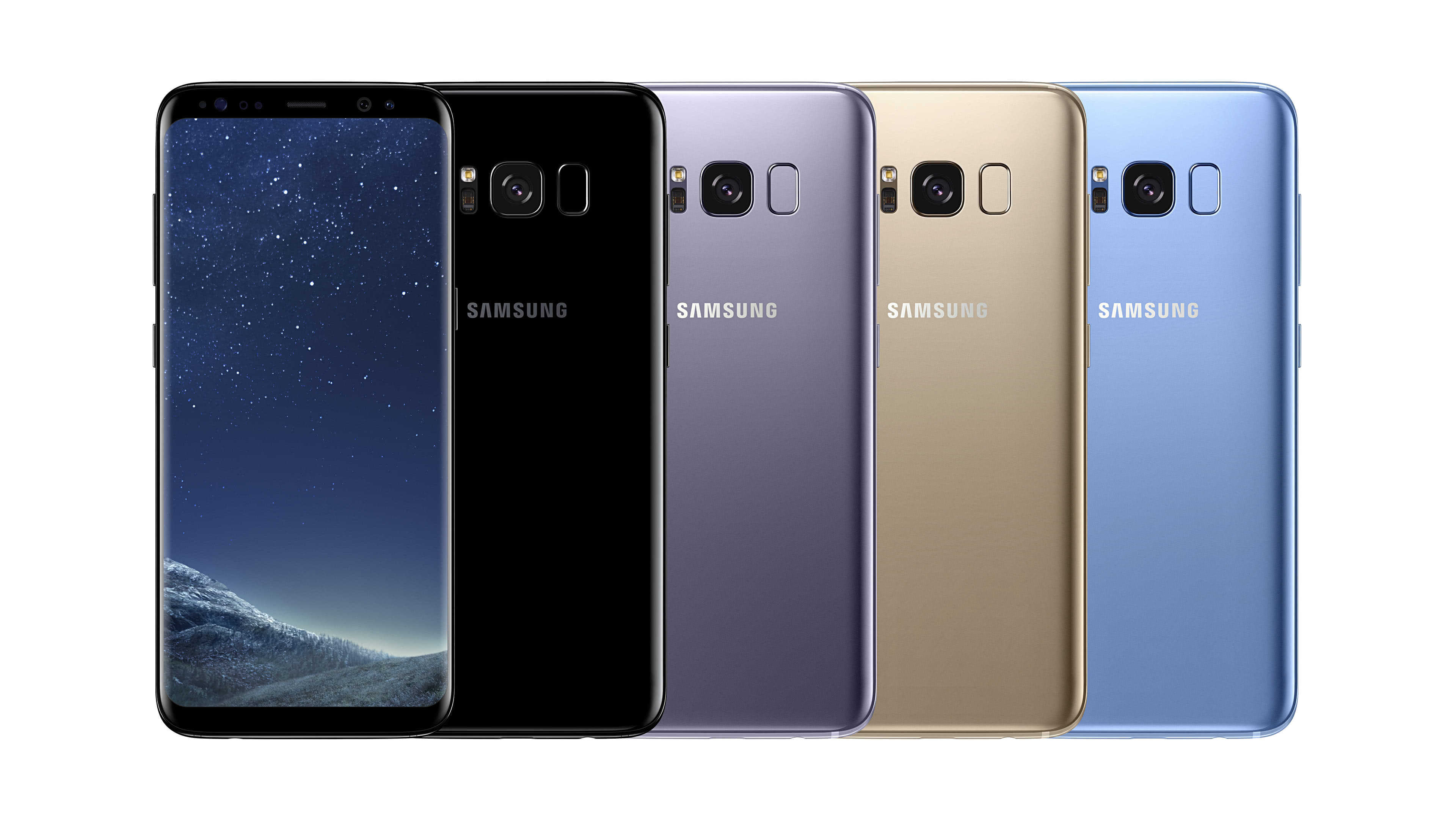 Samsung Galaxy S8 Colors Uhd 4k Wallpaper Pixelz