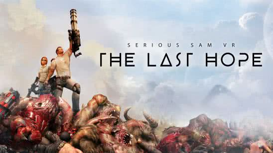 serious sam vr the last hope uhd 8k wallpaper