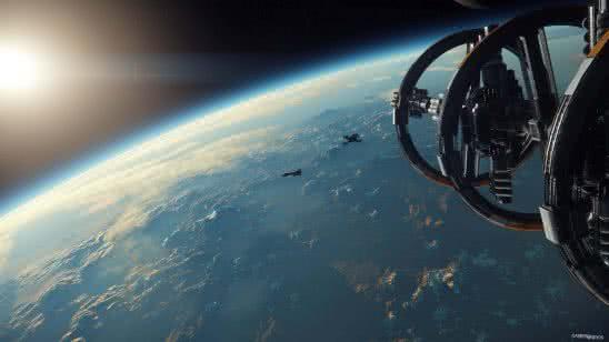star citizen procedural planets uhd 4k wallpaper