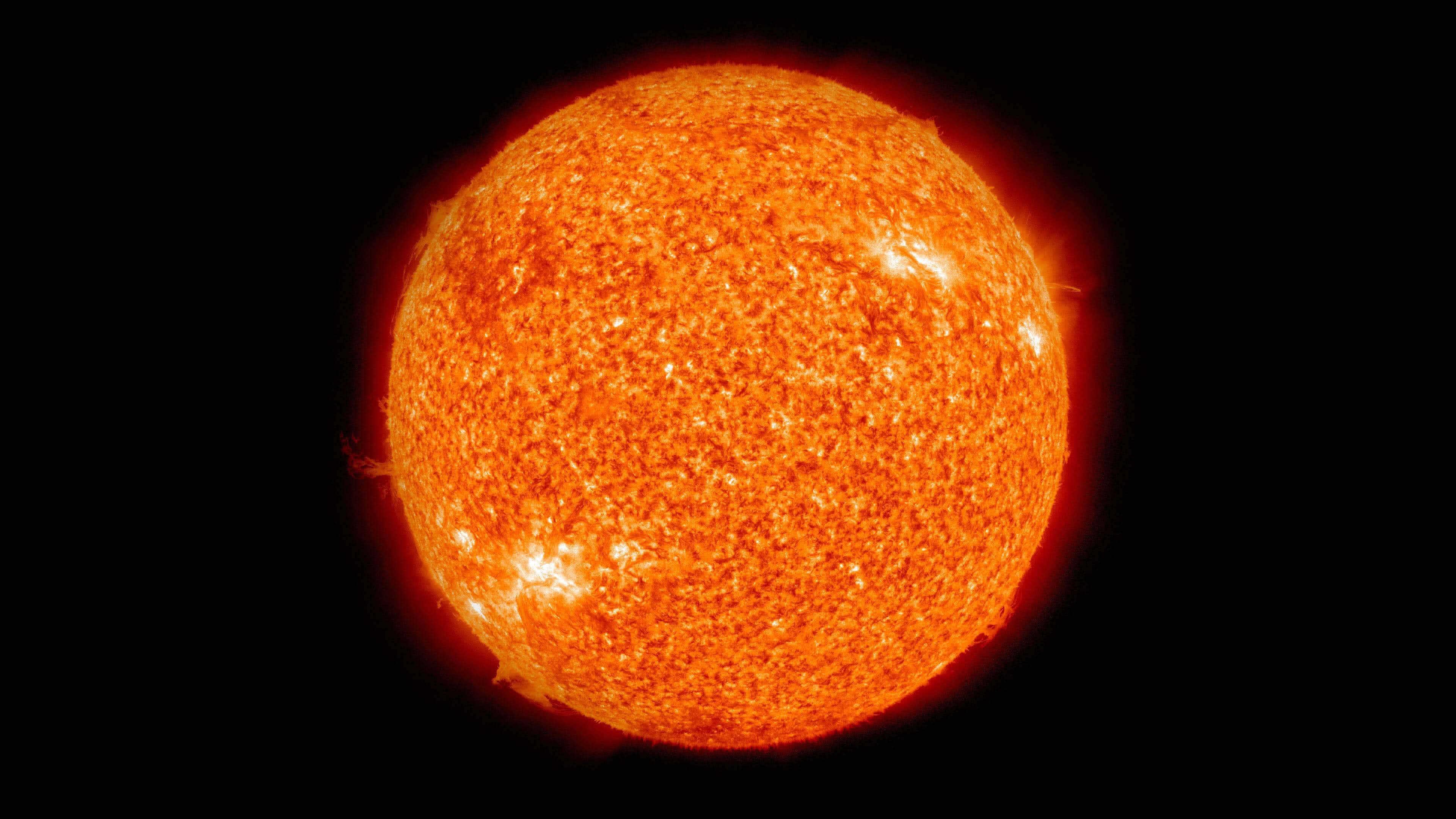 surface of the sun uhd 4k wallpaper