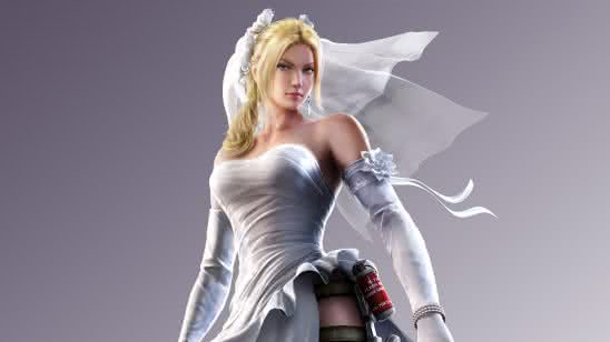 tekken nina williams wedding dress uhd 4k wallpaper