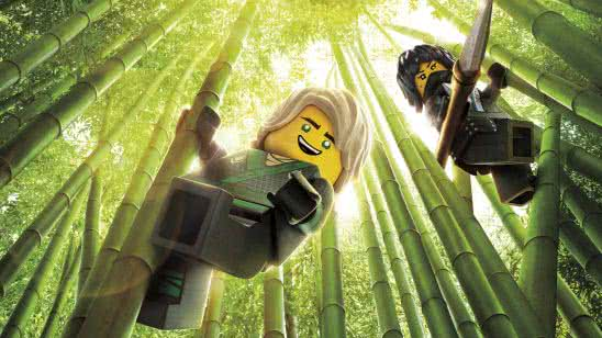 the lego ninjago movie nya lloyd uhd 8k wallpaper
