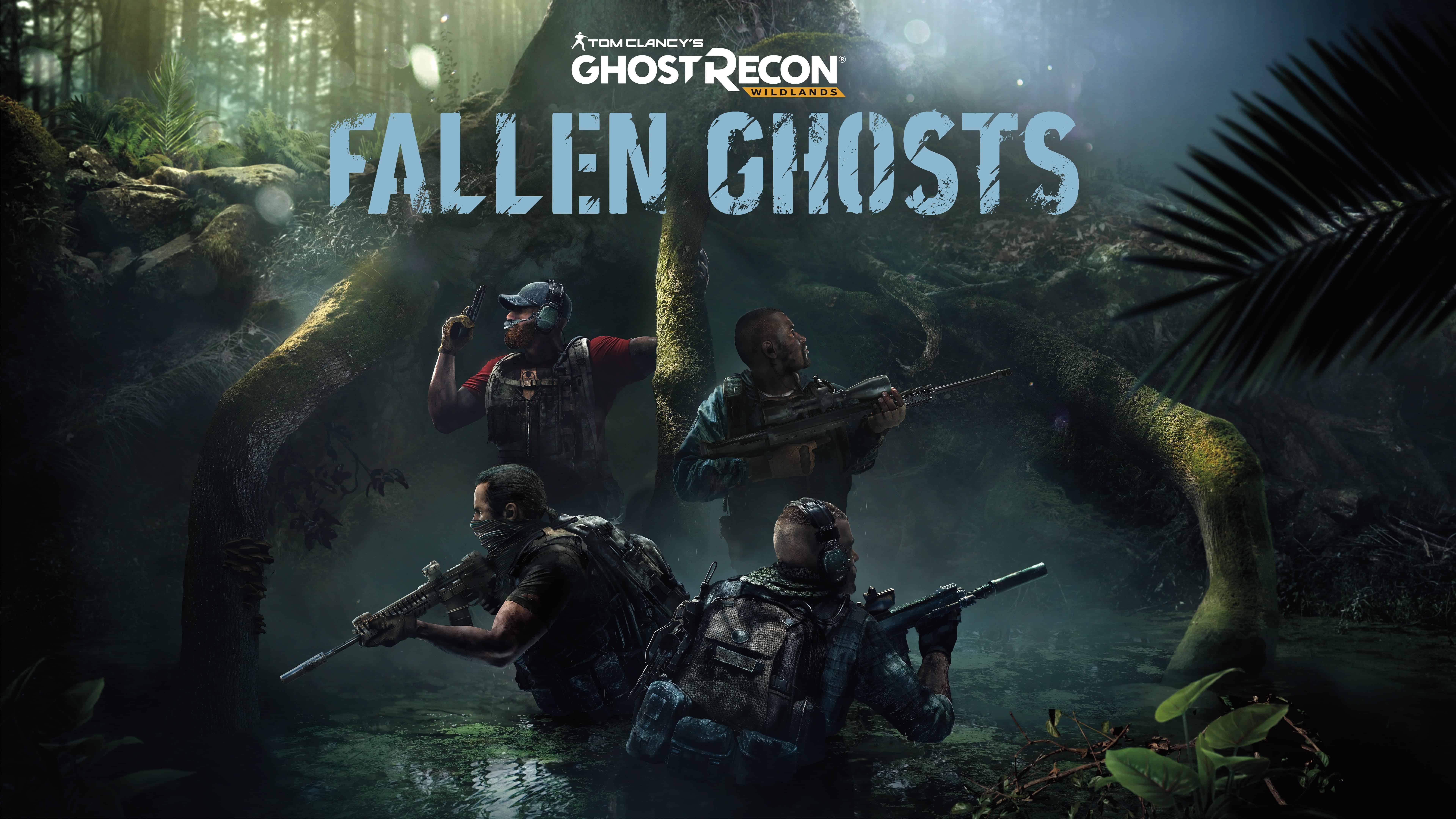 Tom Clancys Ghost Recon Wildlands Fallen Ghosts Dlc Uhd 8k