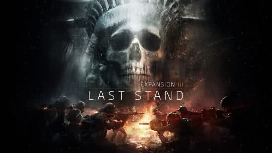 tom clancys the division expansion 3 last stand dlc uhd 8k wallpaper