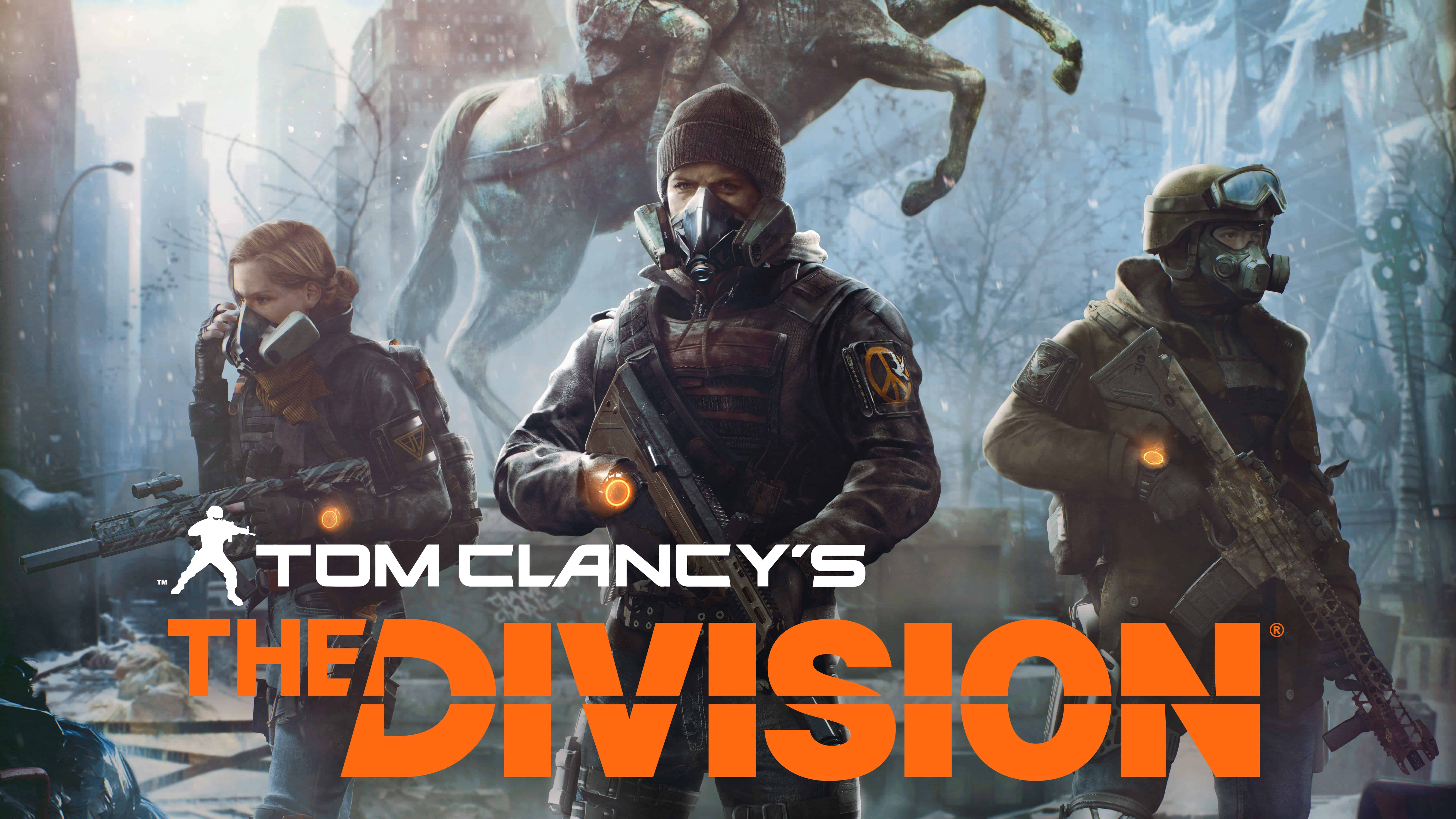 Tom Clancys The Division Uhd 8k Wallpaper Pixelz