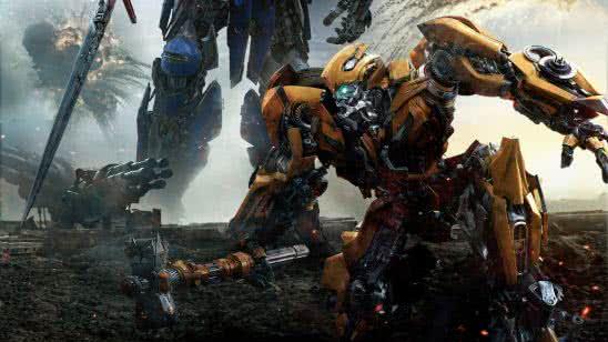 transformers the last knight bumblebee uhd 8k wallpaper