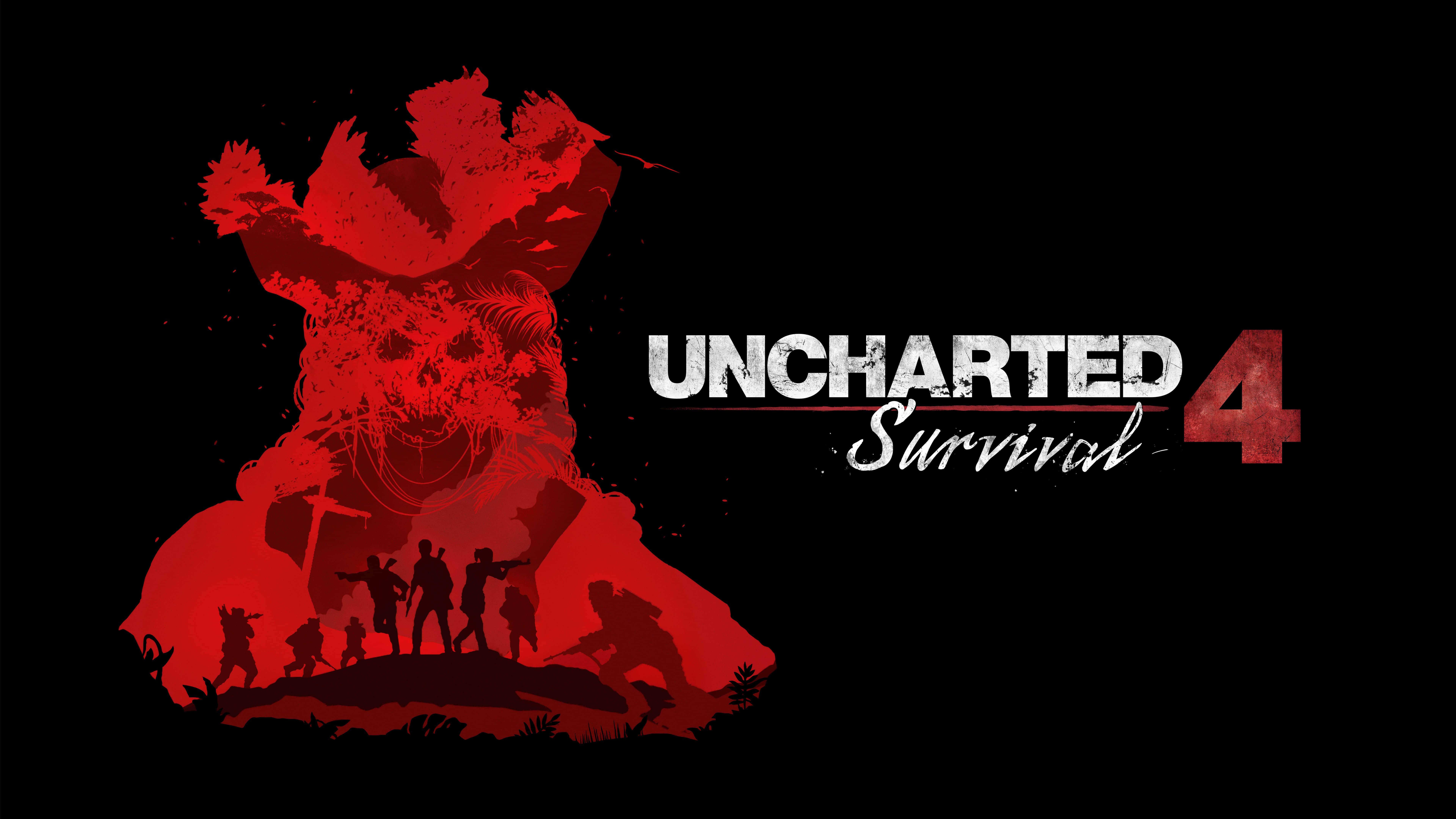 uncharted 4 survival uhd 8k wallpaper