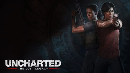 uncharted the lost legacy uhd 8k wallpaper