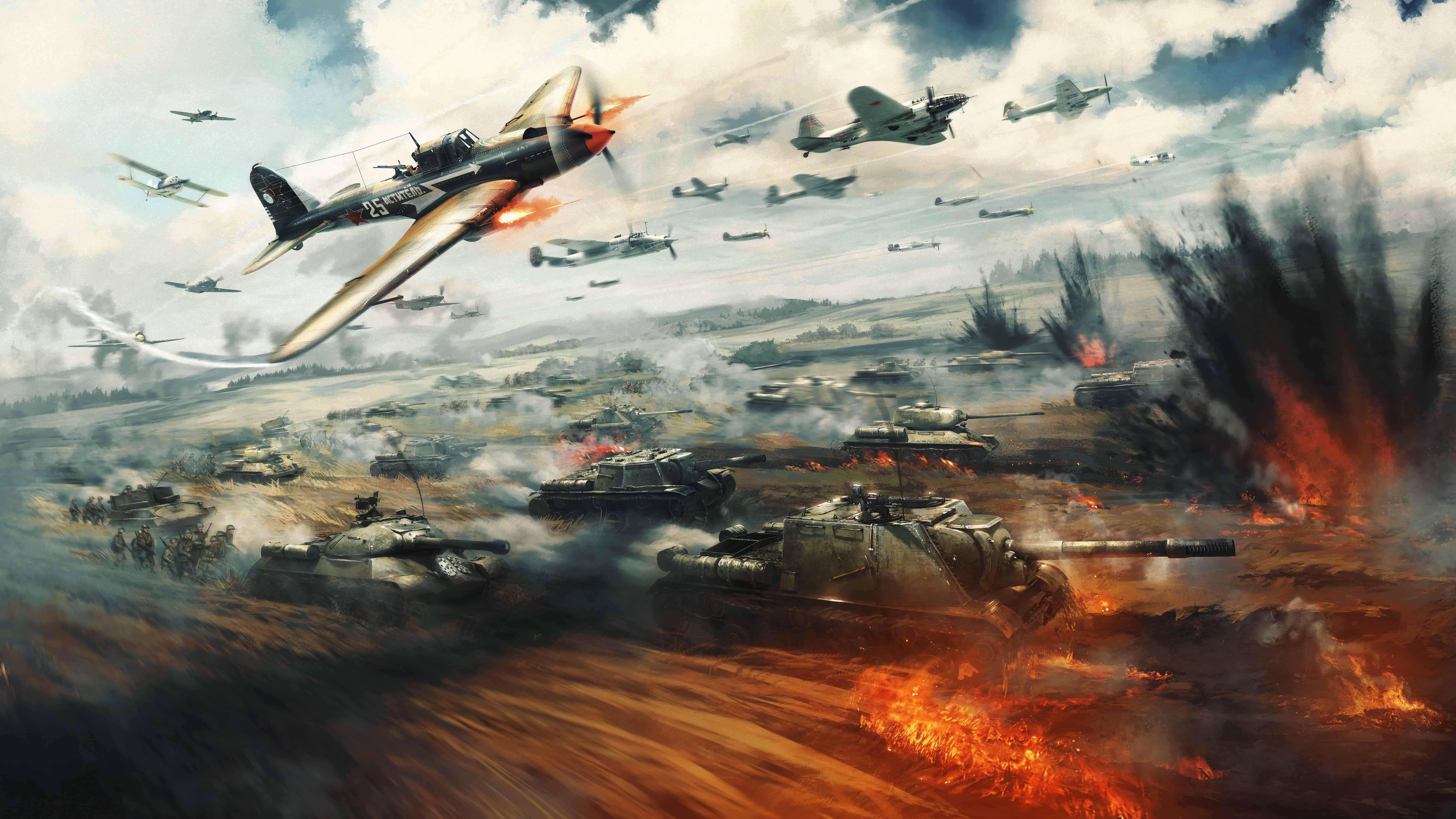 war thunder battle uhd 8k wallpaper