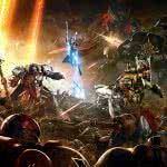 warhammer 40k dawn of war iii uhd 8k wallpaper
