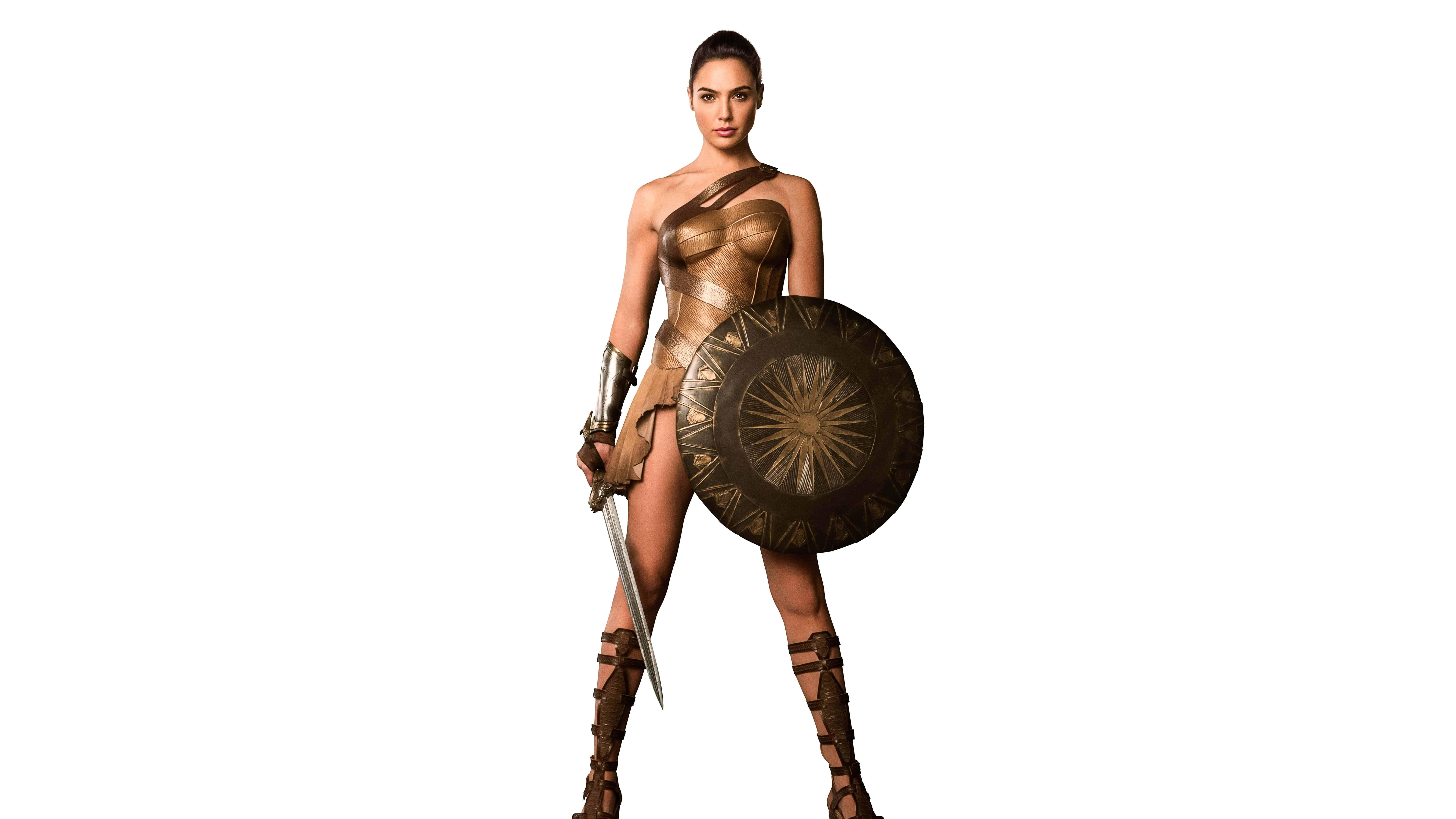 Wonder Woman Gal Gadot Uhd 8k Wallpaper Pixelz