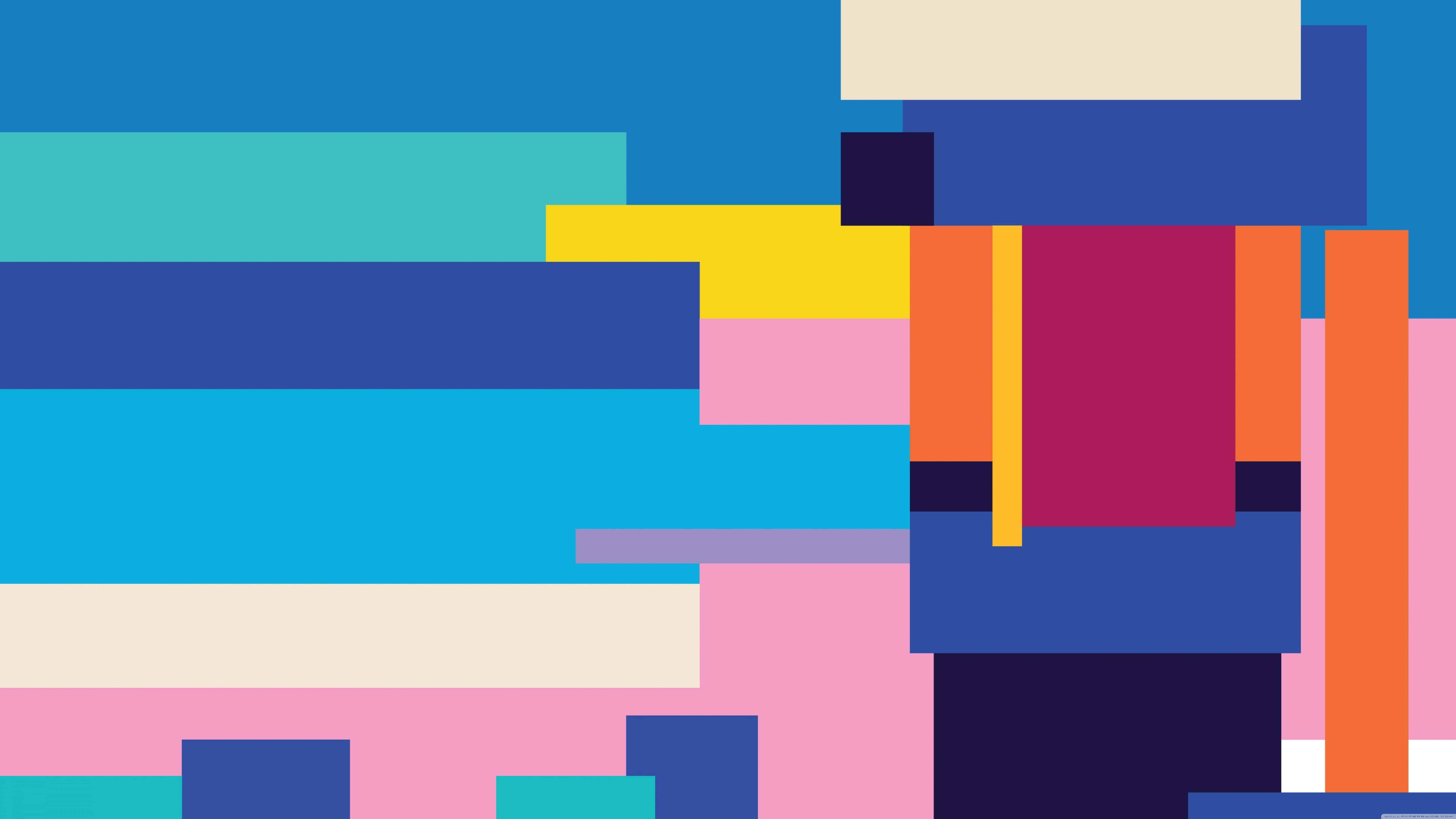abstract geometric uhd 8k wallpaper