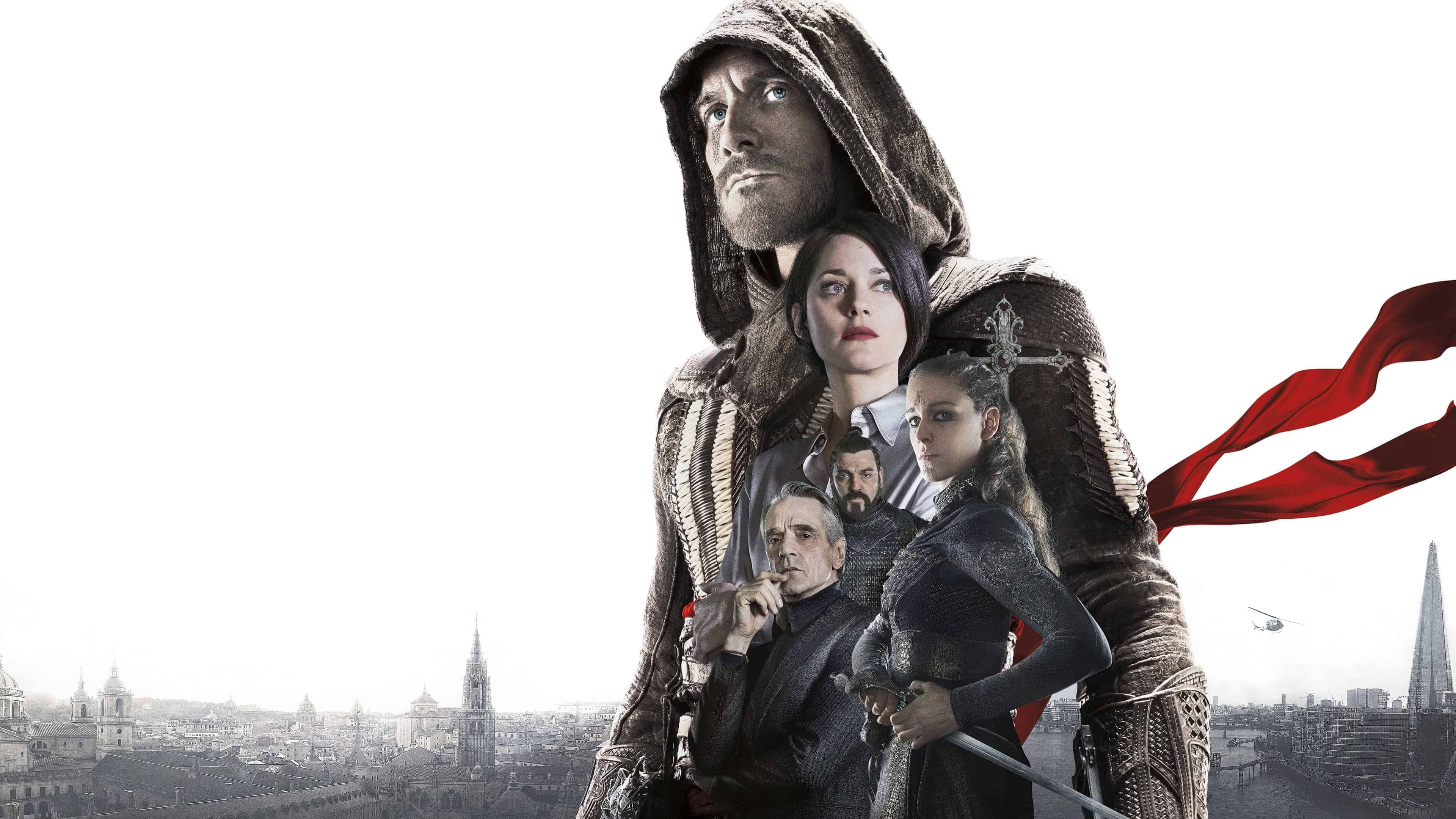assassins creed movie uhd 4k wallpaper