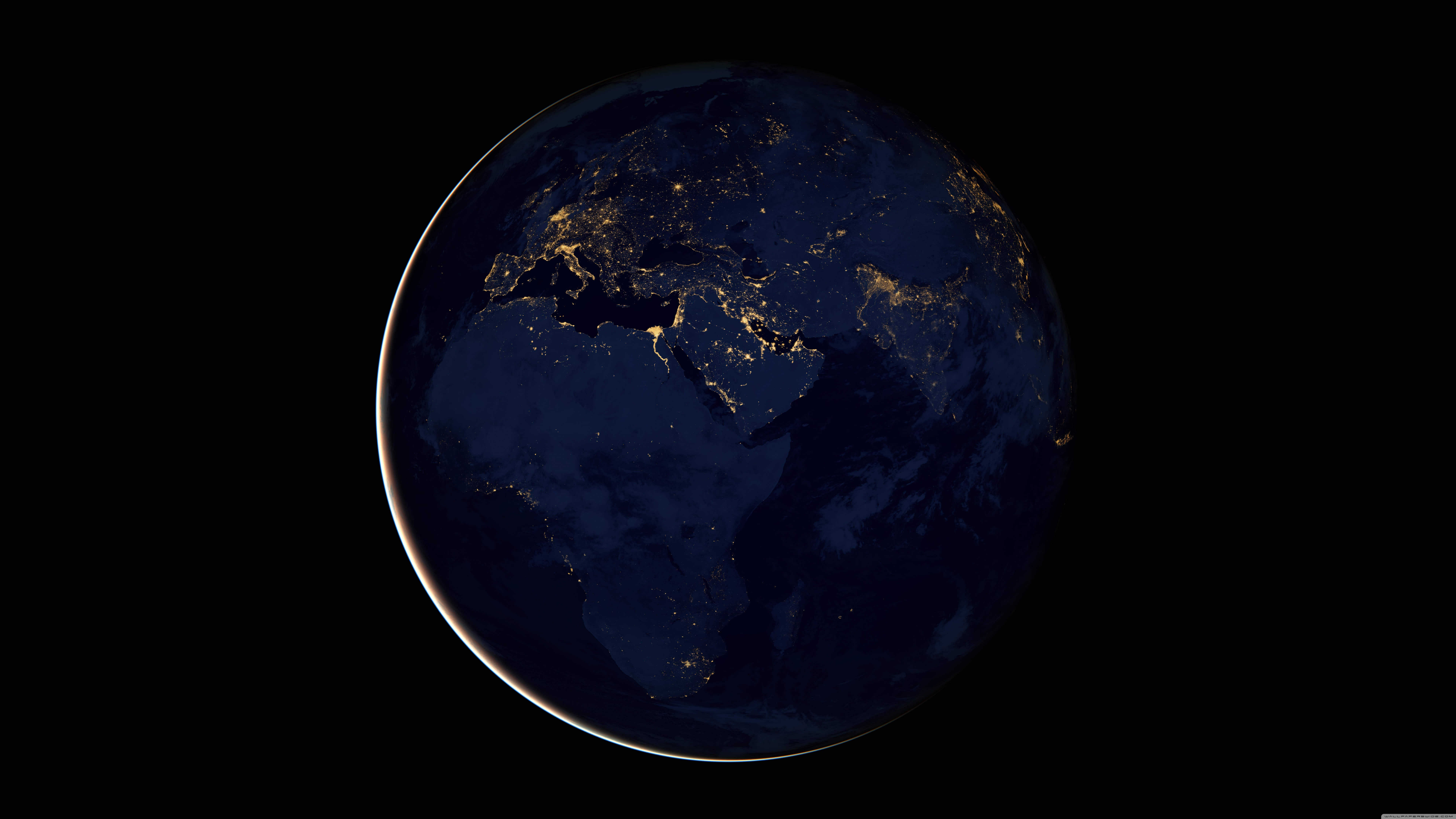 black marble africa europe and the middle east uhd 8k wallpaper
