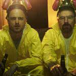 Breaking Bad Walter White And Jesse Pinkman Cooking