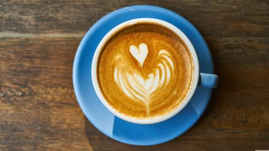 cappuccino art uhd 8k wallpaper