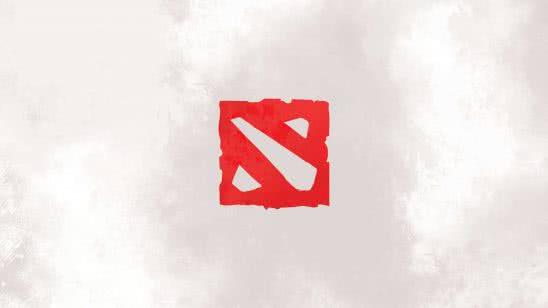 dota 2 logo 2 wqhd 1440p wallpaper
