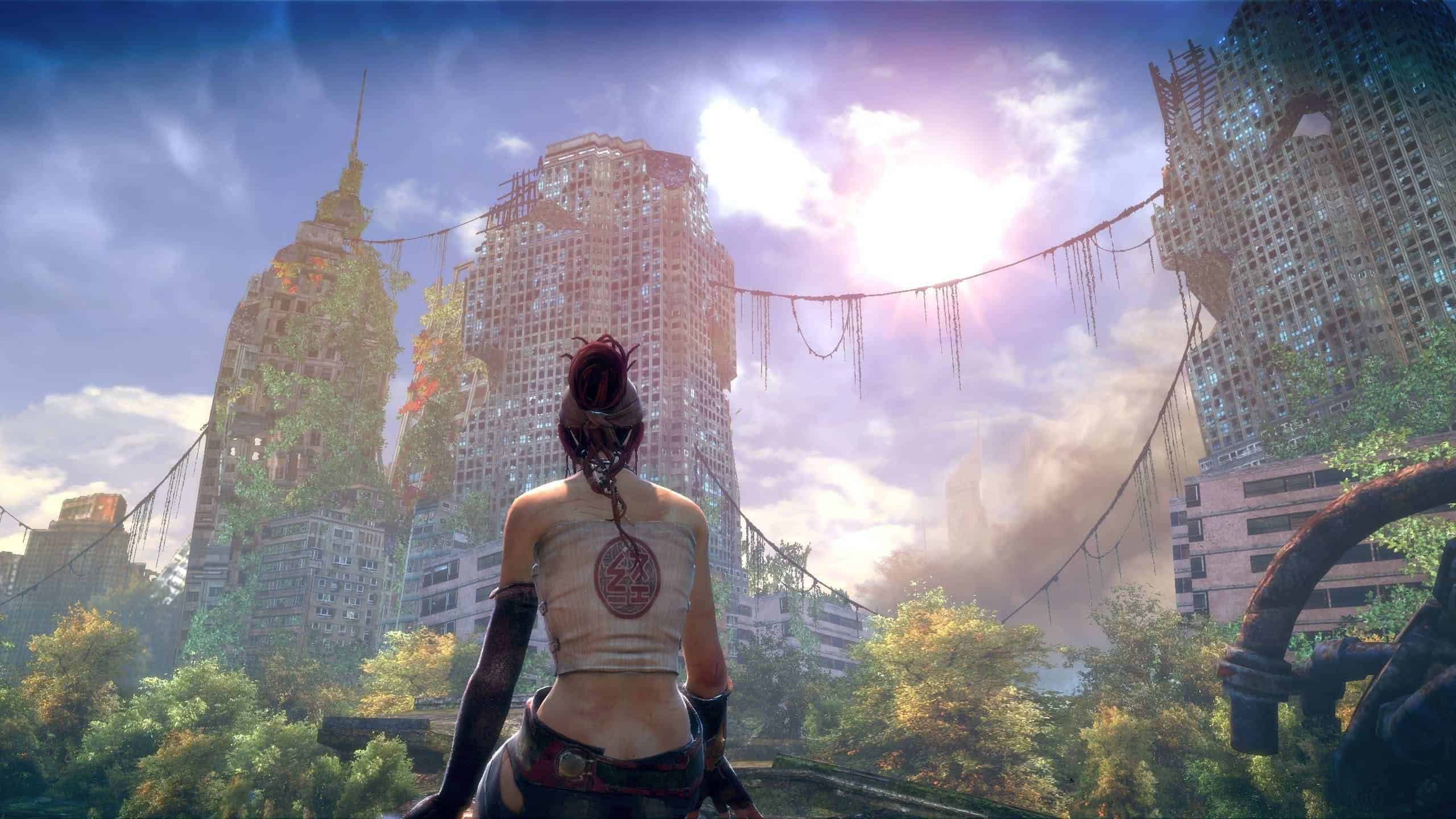 enslaved odyssey to the west new york wqhd 1440p wallpaper