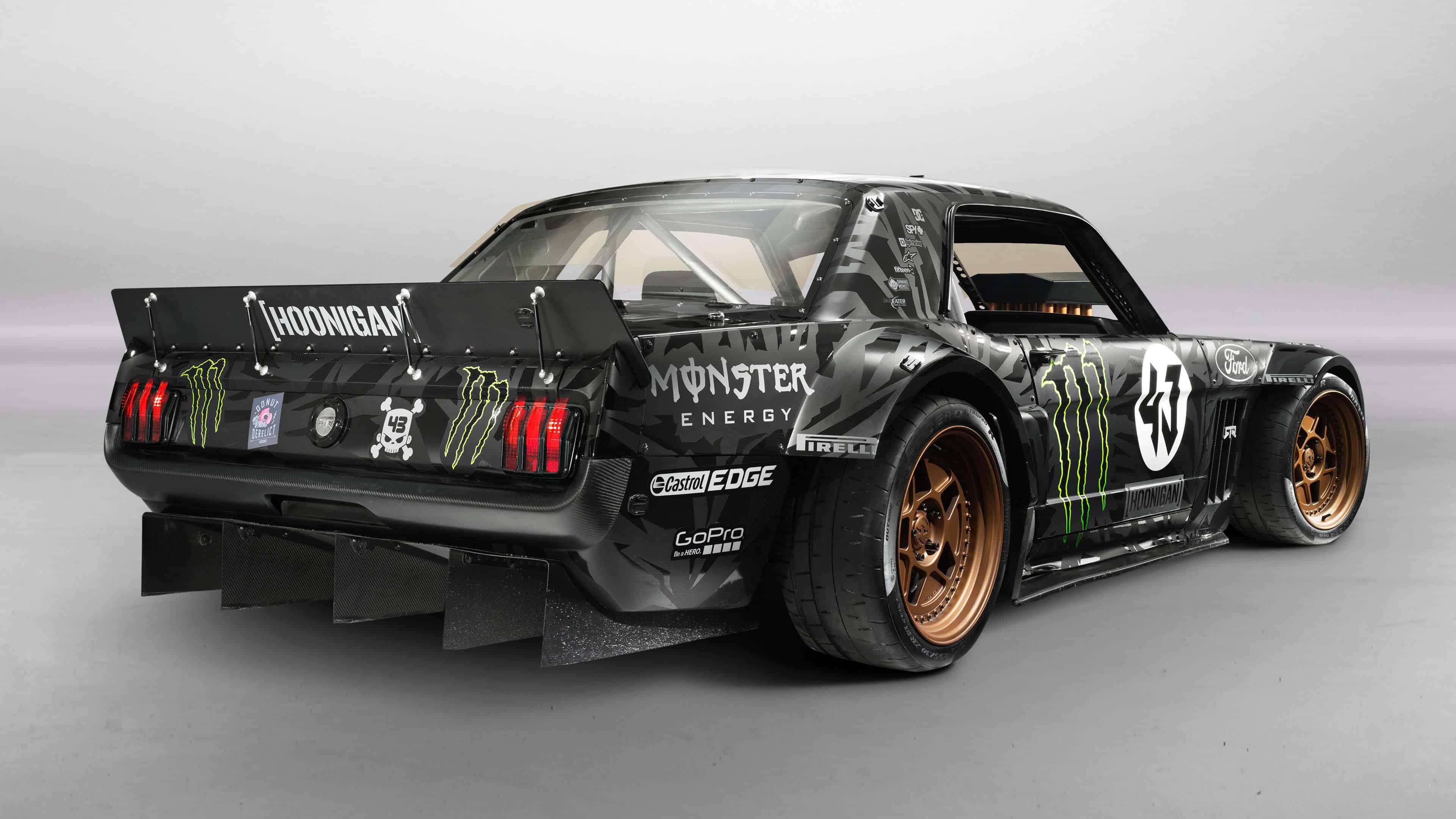 Ford mustang ken block uhd 4k wallpaper pixelz