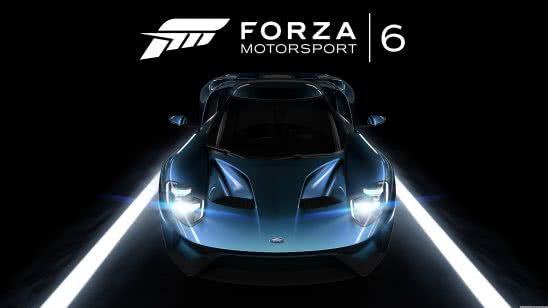 forza motorsport 6 ford gt uhd 8k wallpaper