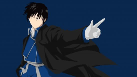 full metal alchemist roy mustang uhd 4k wallpaper