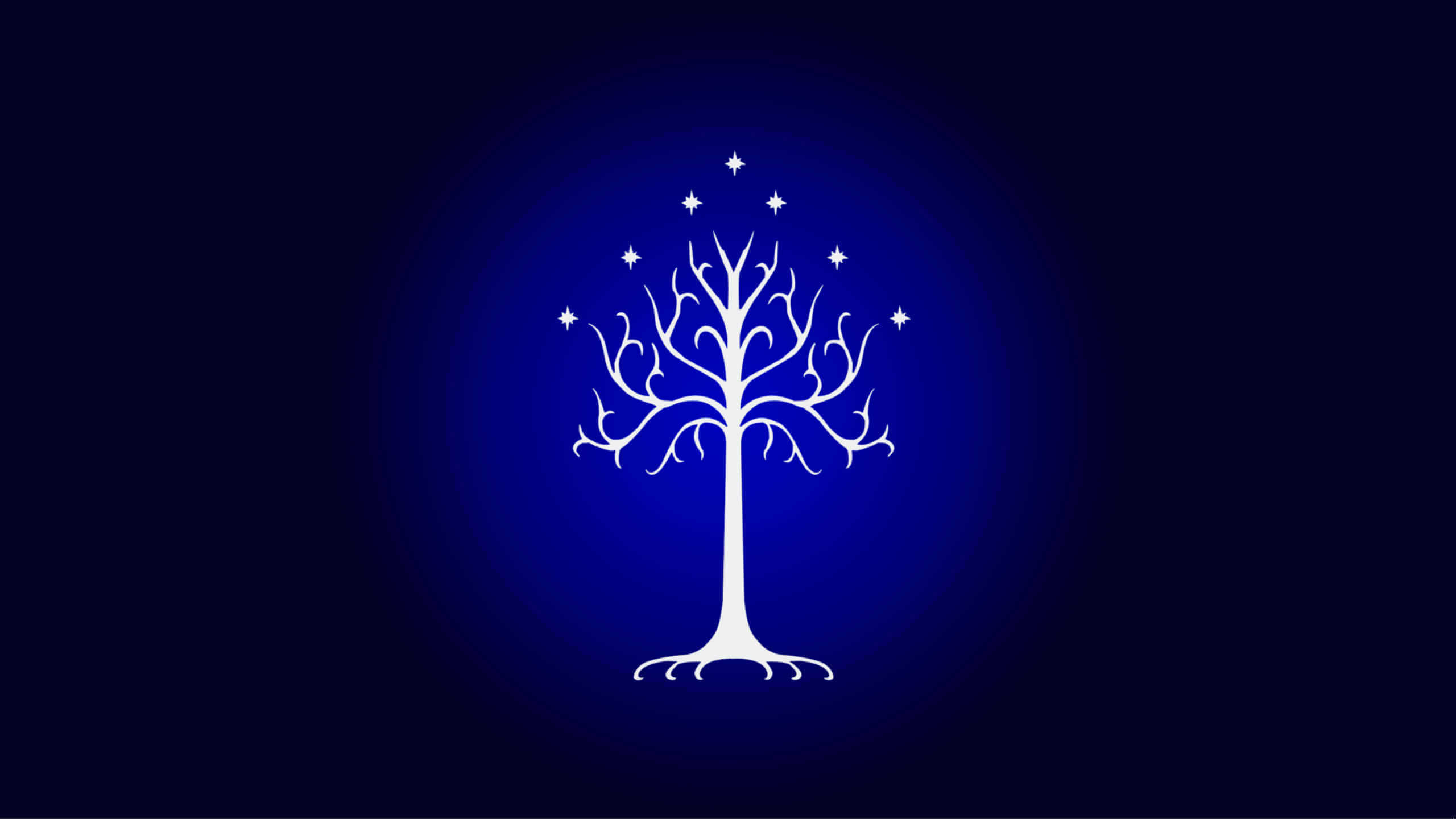 Lord Of The Rings White Tree Of Gondor WQHD 1440p Wallpaper
