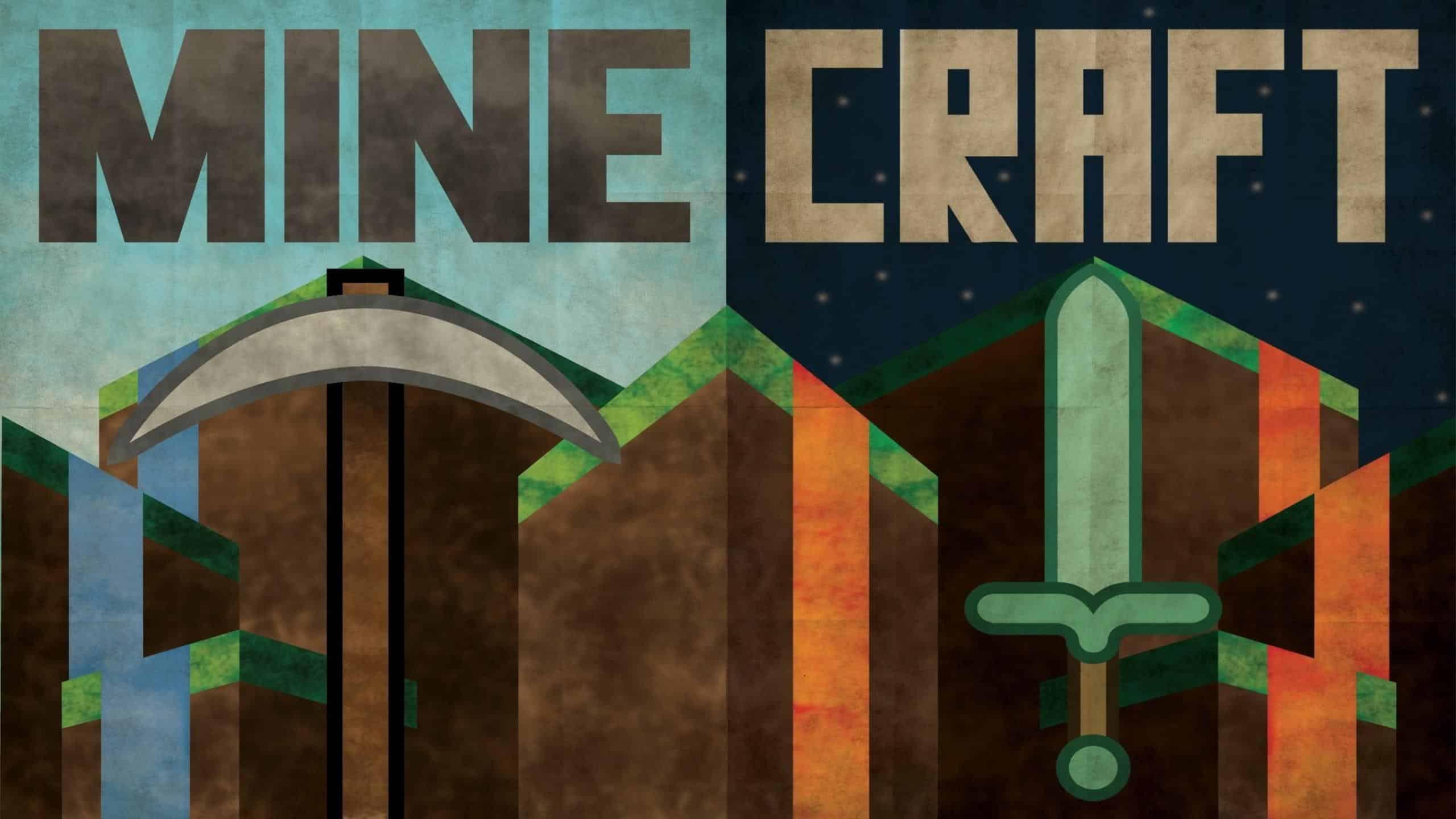 Top Wallpaper Minecraft Poster - minecraft-propaganda-poster-wqhd-1440p-wallpaper  You Should Have_282930.jpg