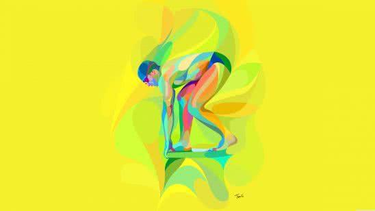 olympics swimming uhd 8k wallpaper