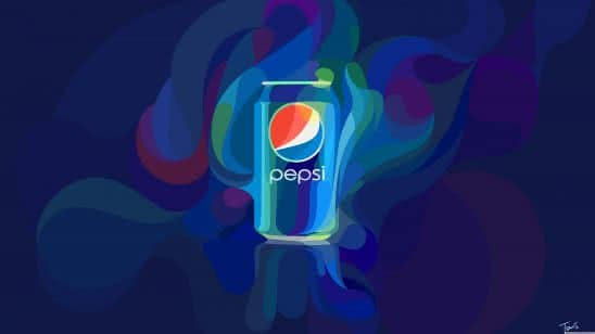 pepsi can design uhd 8k wallpaper