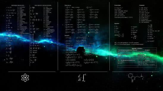 physics equations wqhd 1440p wallpaper