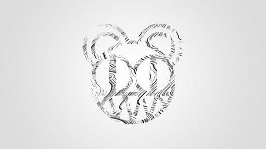 radiohead logo wqhd 1440p wallpaper